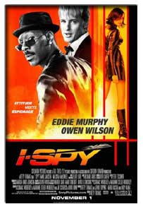 I Spy (2002) - Movie Poster