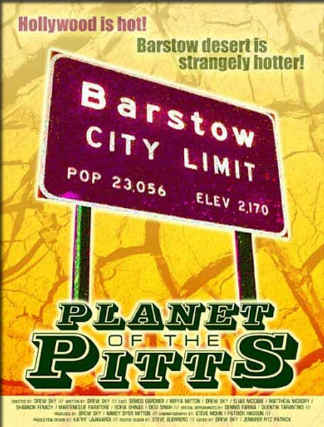 Planet of the Pitts (2002) - movie poster