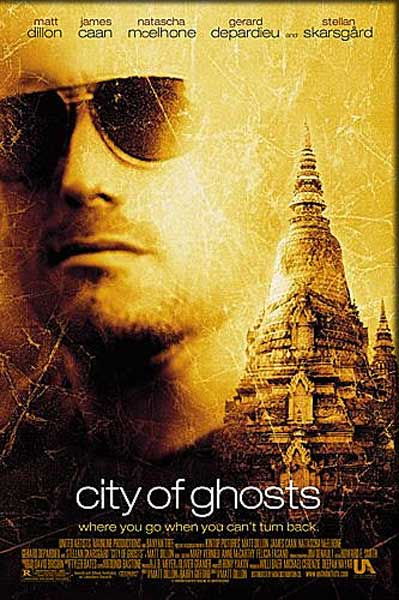 City of Ghosts (2002) - Movie Poster