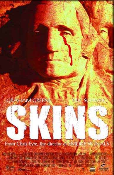 Skins (2002) - Movie Poster