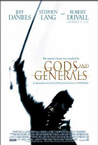 Gods and Generals (2002) - Movie Poster