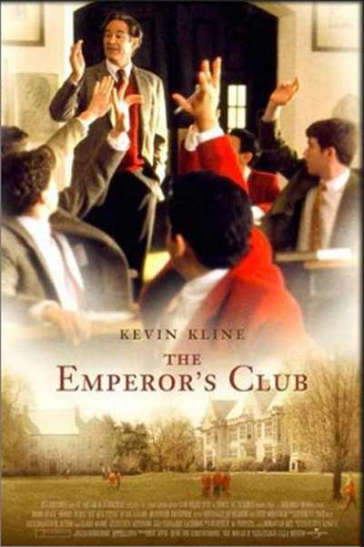 Emperor's Club, The (2002) - Movie Poster