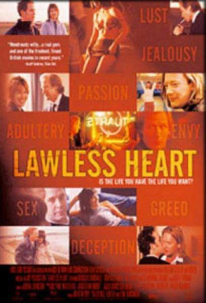 Lawless Heart, The (2001) - Movie Poster