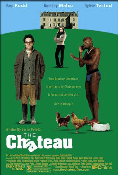 Château, The (2001) - Movie Poster