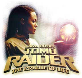 Lara Croft and the Cradle of Life: Tomb Raider 2 (2003) - synopsis heading