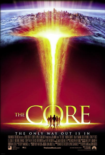 Core, The (2002) - Movie Poster