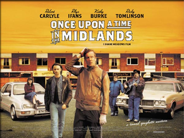 Once Upon a Time in the Midlands (2002) - Movie Poster