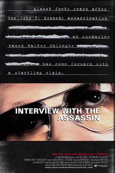 Interview with the Assassin (2002) - Movie Poster