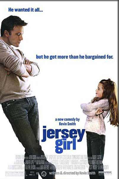 Jersey Girl (2004) - Movie Poster