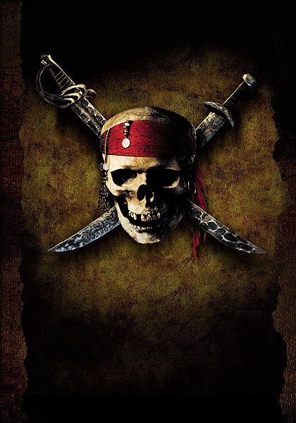 Pirates of the Caribbean, The (2003) - Movie Poster