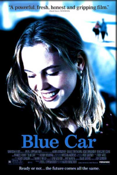 Blue Car (2002) - Movie Poster