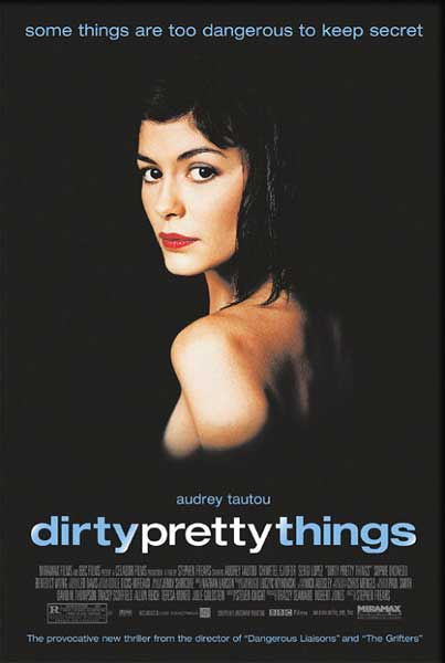 Dirty Pretty Things (2002) - Movie Poster