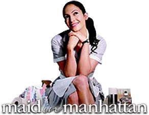 Maid In Manhattan (2002) - synopsis heading graphic