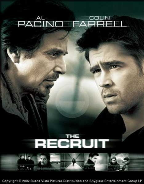 Recruit, The (2003) - Movie Poster