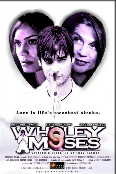Wholey Moses (2003) - Movie Poster
