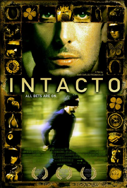 Intacto (2001) - Movie Poster