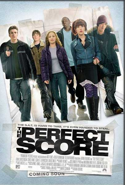 Perfect Score, The (2003) - Movie Poster