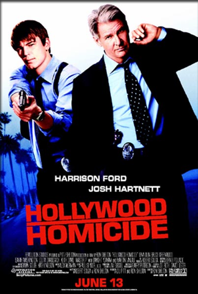 Hollywood Homicide (2003) - Movie Poster
