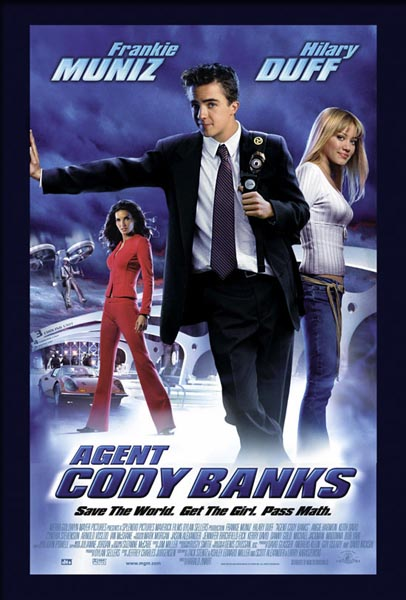 Agent Cody Banks (2003) - Movie Poster