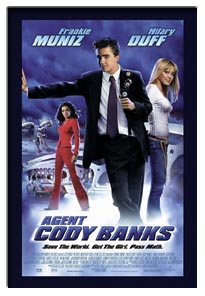 Agent Cody Banks (2003) Synopsis