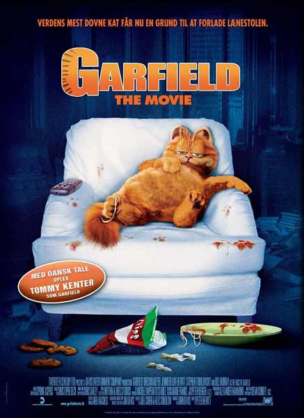 Garfield (2003) - Movie Poster
