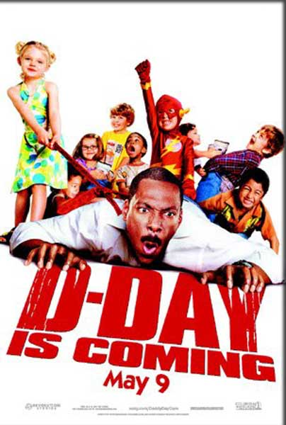 Daddy Day Care (2003) - Movie Poster