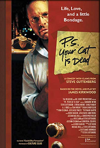 P.S. Your Cat Is Dead (2002) - Movie Poster