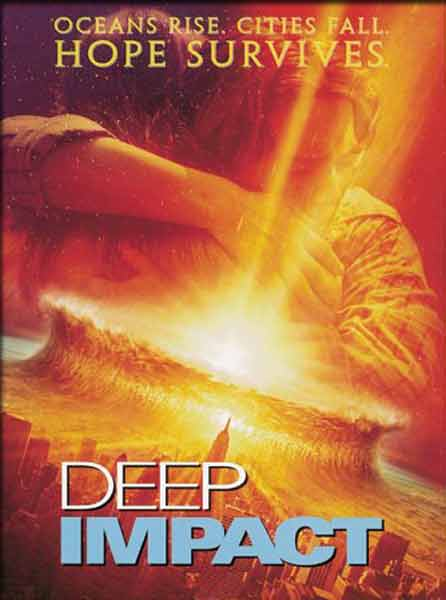 Deep Impact (1998) - Movie Poster