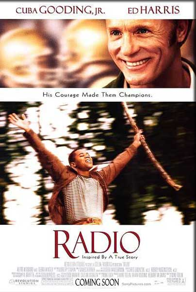 Radio (2003) - Movie Poster