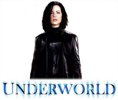 Underworld Female Vampire Actress