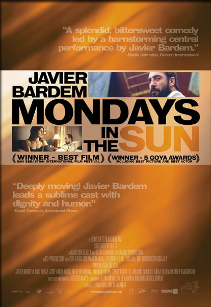 Mondays in the Sun - Movie Poster