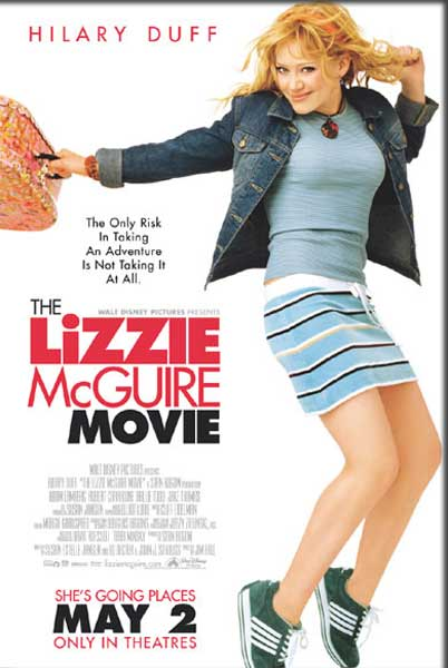 Lizzie McGuire Movie, The (2003) - Movie Poster