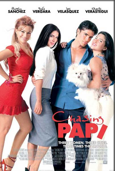 Chasing Papi (2003) - Movie Poster