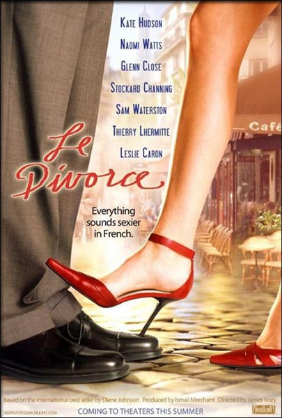 Divorce, Le (2003) - Movie Poster