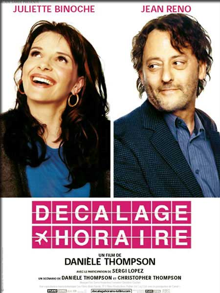 Décalage horaire (2002) - Movie Poster