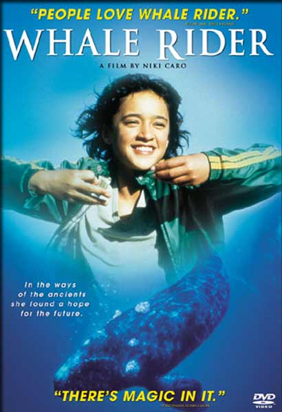 Whale Rider (2002) - Movie Poster