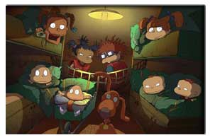 Rugrats Meet the Wild Thornberrys (2003)