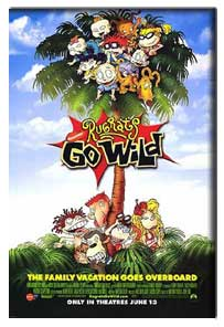 Rugrats Meet the Wild Thornberrys (2003) - Movie Poster