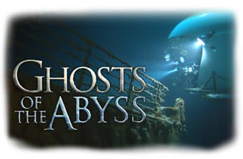 Ghosts of the Abyss (2002) - synopsis heading