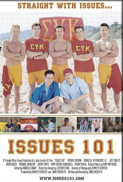 Issues 101 (2002) - Movie Poster