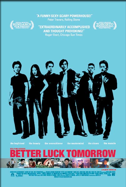 Better Luck Tomorrow (2002) - Movie Poster