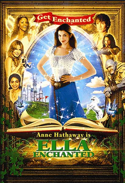 Ella Enchanted (2004) - Movie Poster