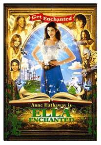 a review of the story of ella enchanted The paperback of the ella enchanted by gail carson levine at  the wishing  spell (the land of stories series #1)  editorial reviews.
