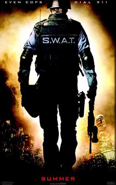 S.W.A.T. (2003) - Movie Poster