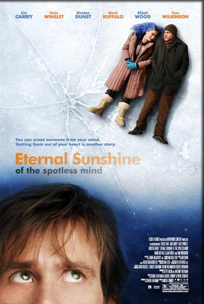 Eternal Sunshine of the Spotless Mind (2003) - Movie Poster
