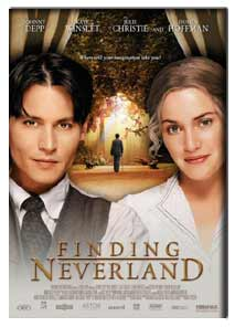 finding neverland movie review Movie reviews for finding neverland mrqe metric: see what the critics had to say and watch the trailer.