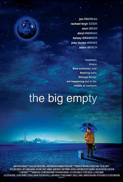 Big Empty, The (2003) - Movie Poster