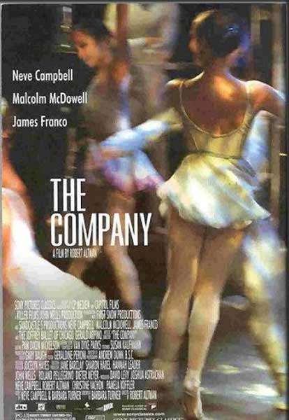 Company, The (2003) - Movie Poster