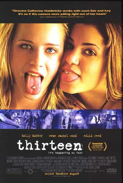 Thirteen (2003) - Movie Poster