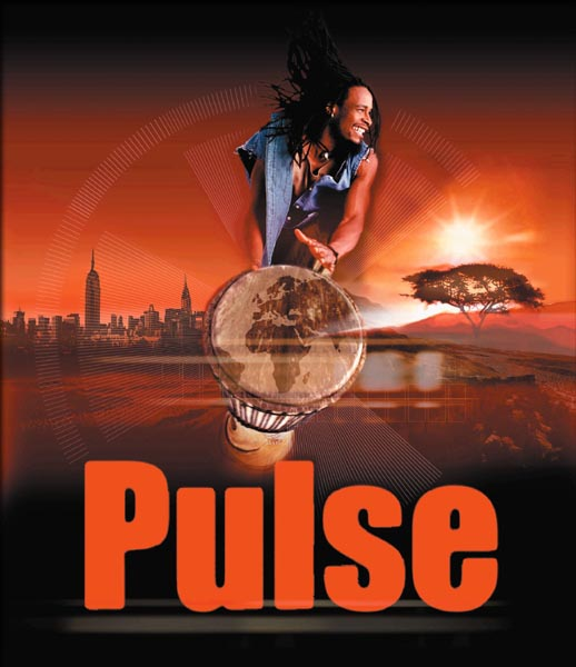 Pulse (2003) - Movie Poster